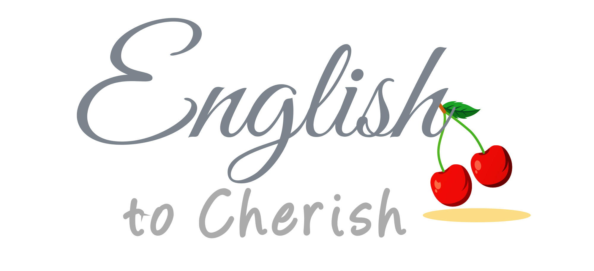 English to Cherish transparent 1